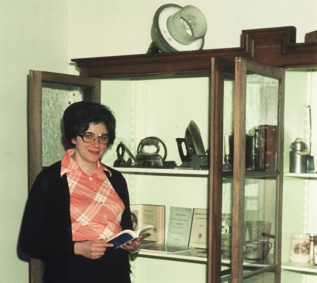 bm_alt ca 1970 4 erste museumsleiterin brigitte kaufmann