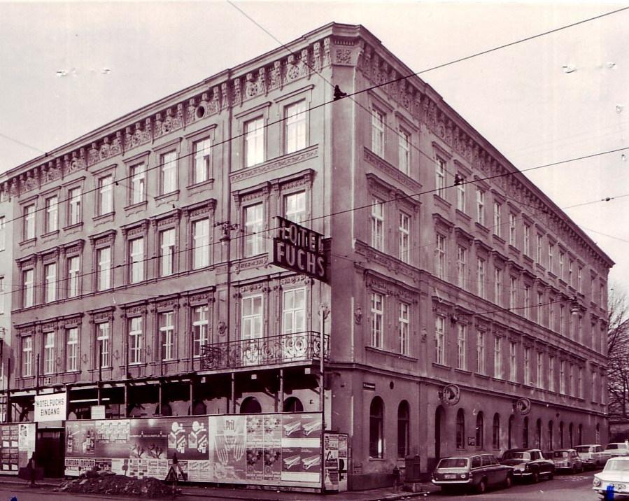Hotel Fuchs, Mariahilferstraße 138, 1967